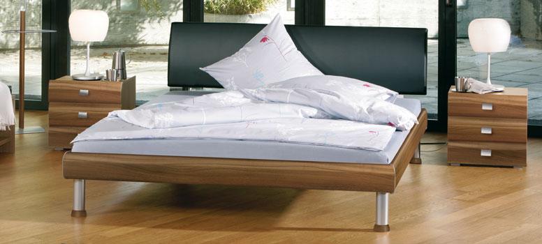 softline bettrahmen von hasena. Black Bedroom Furniture Sets. Home Design Ideas