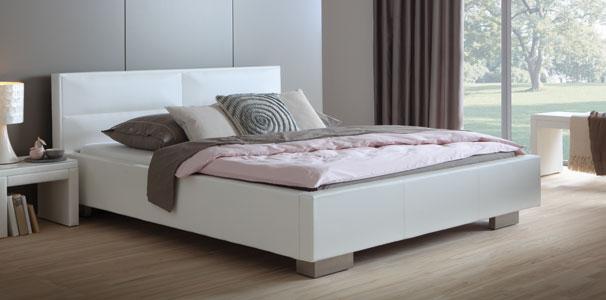 wasserbett mit dream line polster bettrahmen zebo m. Black Bedroom Furniture Sets. Home Design Ideas