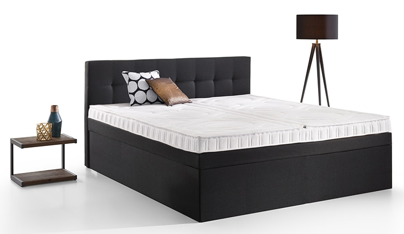 halmstadt boxspring wasserbett als classic oder split kaufen. Black Bedroom Furniture Sets. Home Design Ideas
