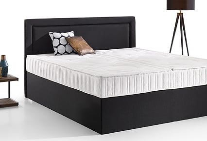 boxspringbett unter 500 euro wohn design. Black Bedroom Furniture Sets. Home Design Ideas