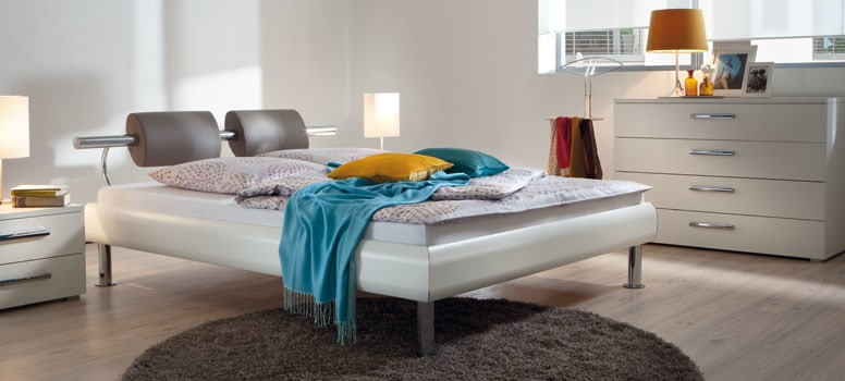 holzdekor bett softline prestige von hasena. Black Bedroom Furniture Sets. Home Design Ideas