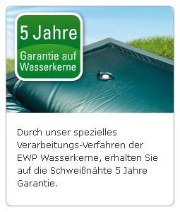 Wasserkern Garantie