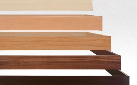 holzdekor bettgestell movieline hasena. Black Bedroom Furniture Sets. Home Design Ideas