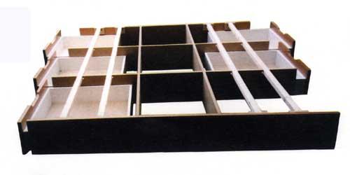 wasserbett komplett inklusive zubeh r alle heizungen ebay. Black Bedroom Furniture Sets. Home Design Ideas