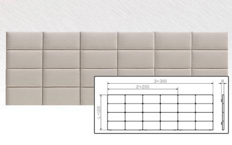polster wandpaneele wohnzimmerm bel. Black Bedroom Furniture Sets. Home Design Ideas