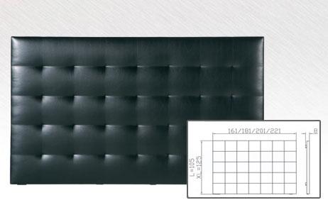 polster wandpaneele sogno l f r wasserbetten. Black Bedroom Furniture Sets. Home Design Ideas
