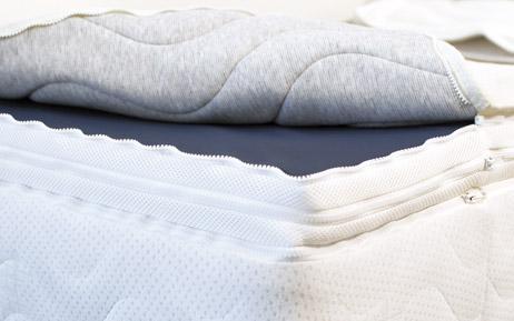 visco thermo matratzen topper f r wasserbetten. Black Bedroom Furniture Sets. Home Design Ideas