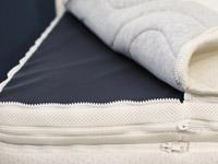 matratzentopper. Black Bedroom Furniture Sets. Home Design Ideas