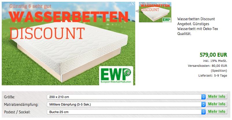 wasserbetten-discount-angebot